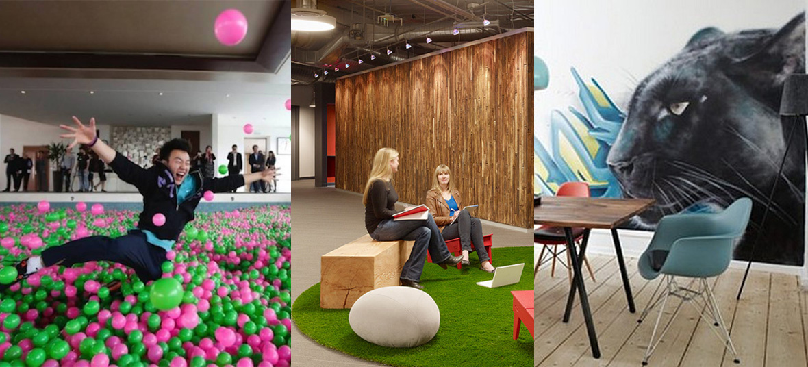 Cool office ideas office with cool office ideas for Cool office ideas